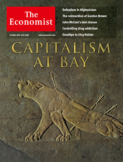 Economist cover october 18th-24th