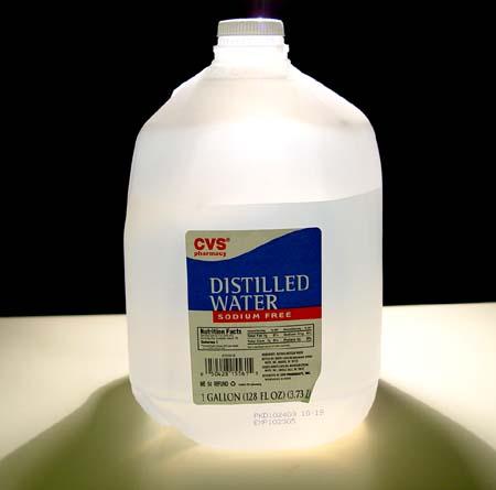 DistilledWater