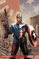 Captain america # 43 cover