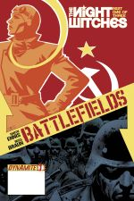 The Night Witches # 1 cover