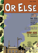 Or Else # 5 cover