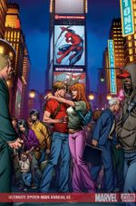 Ultimate Spider-Man Annual # 3 cover
