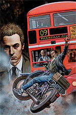 Hellblazer presents chas the knowledge # 5 cover