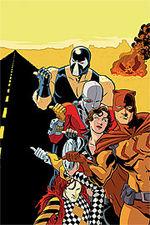 Secret six # 3 cover