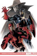 Daredevil captain america dead on arrival cover