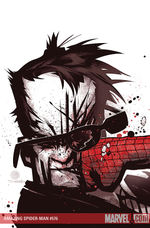 Amazing spider-man # 576 cover