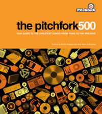 Pitchfork 500 book