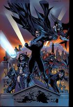 Batman battle for the cowl 1 cover
