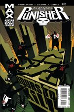 Punisher max 68 cover