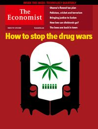 Economist Cover March 7-13 2009