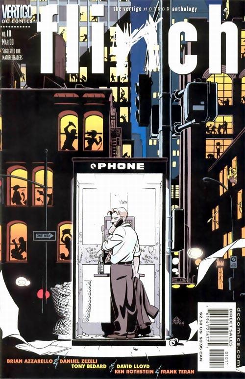 Off The Shelf: Brian Azzarello And His Comics About Killing People