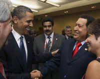 BLOG Obama Chavez