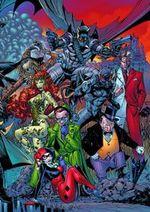 Batman battle for the cowl 3 cover