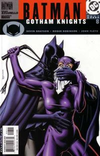 Batman gotham knights 8