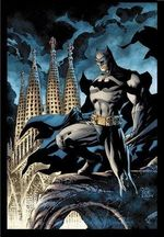 Batman_over_Barcelona_by_jimlee00
