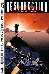 Resurrection 1 cover