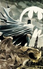 Batman streets of gotham 1 cover
