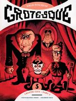 Grotesque 3 Cover