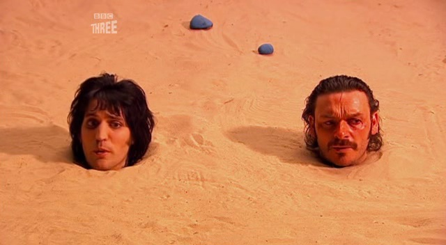 The Mighty Boosh Fountain of Youth