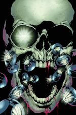 Blackest Night # 1 Cover