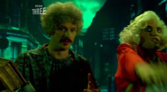The Mighty Boosh Nannageddon