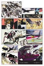 Wednesday Comics 3 Hawkman Kyle Baker
