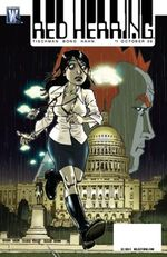 Red Herring # 1 Cover