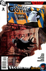 Batman Streets of Gotham # 3 Cover