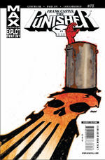 Punisher MAX # 73 Cover