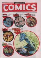 Wednesday Comics # 7 Cover