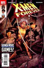 X-Men Forever 06 Cover