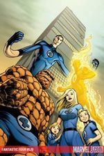 Fantastic Four 570 Cover