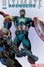 Ultimate Comics Avengers # 1 Cover