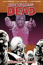 The Walking Dead Volume 10 Cover