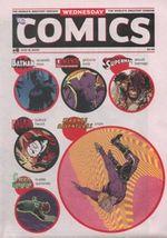 Wednesday Comics # 6 Cover