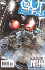 Outsiders # 21 Cover