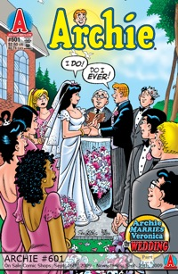 Archie 601 Cover