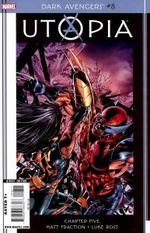 Dark Avengers 8 Cover
