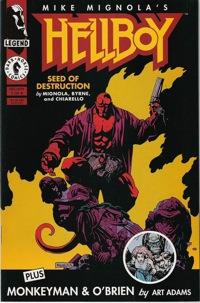 Hellboy Seed of Destruction 1 DH 1994