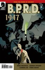 Bprd 1947 5 cover