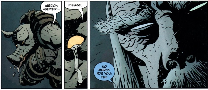 Hellboy_The_Storm_Gruagach_Meets_Merlin
