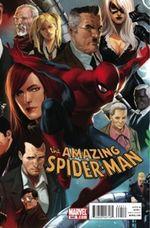 Amazing Spider-Man 645 cover
