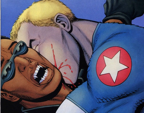 Ultimate Avengers 3 3 panel 3