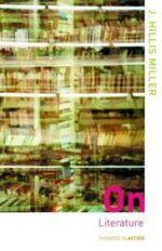 On-literature-j-hillis-miller-paperback-cover-art