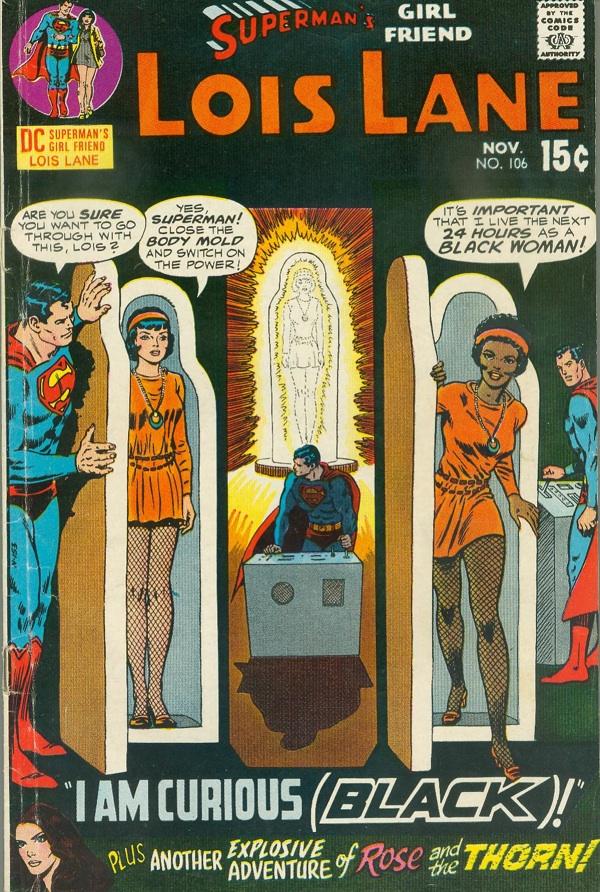 Supermans Girlfriend Lois Lane 106 - 00 - FC
