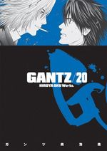 Gantz_20_cover