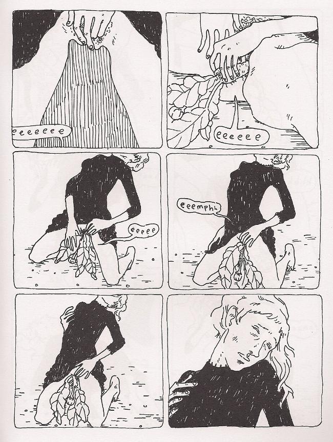 Issei Sagawa Comic