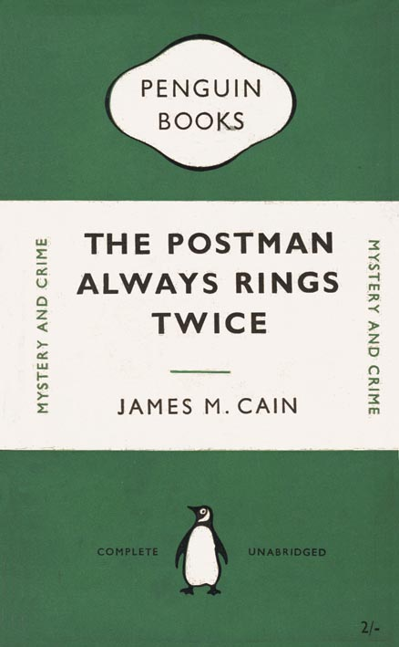 Penguin-874 Cain Postman Always Rings Twice