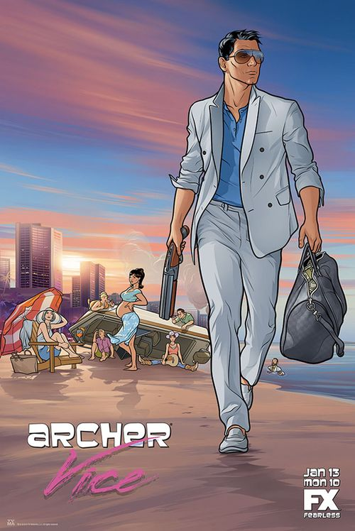 Archer-Season-5-poster-Archer-Vice